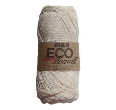 M&K Eco babybomull Natur – 901-882