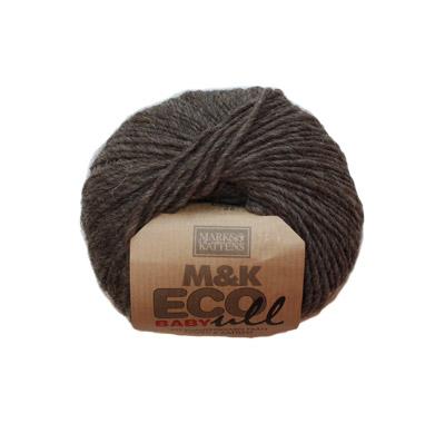 M&K Eco Babyull Brun - 176-586