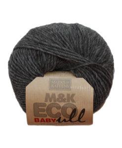 M&K Eco Babyull Grå - 170-598