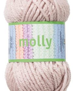 Beige Molly Garn i 100% akryl från Järbo garn som går att tvätta i 40 grader.