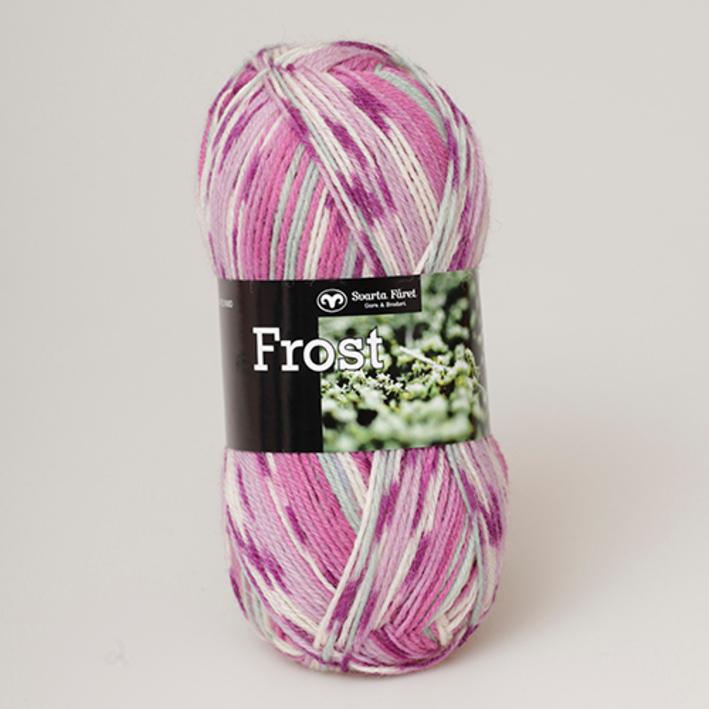 Svarta Fåret Frost Multi Lila melerad – 639