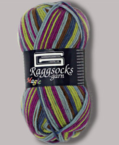 Raggsocksgarn Magic
