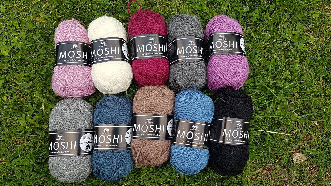 Moshi - Projekt Newland