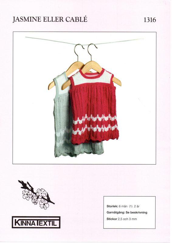 KinnaTextil, Jasmin Babyklänning- 1316154