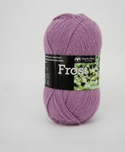 Frost Ljuslila - 461 Svarta Fåret. Frost 75% Superwash ull / 25% polyamid,sticka raggsockor, fingervantar, torgvantar,tröja, Kofta, babytröja, damkofta, damväst,sjal, barntröja, babyfilt.
