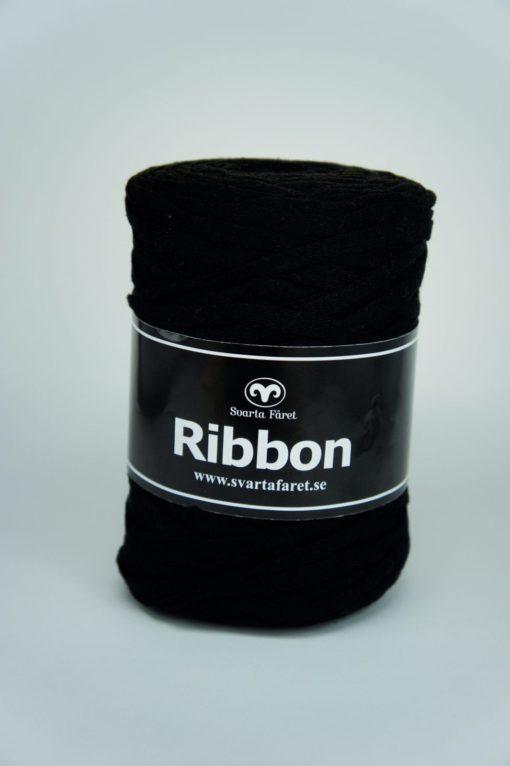 Ribbon  Svart – 01