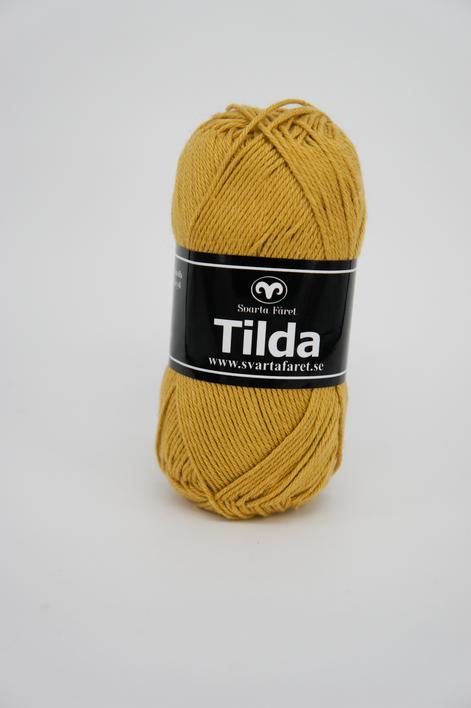 Tilda Garn  530 Senapsgul Garntorget