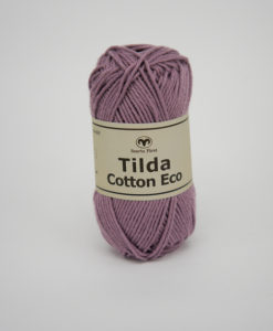 Tilda Cotton Eco Mini Brunrosa 249