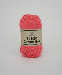 Tilda Cotton Eco Mini Korall 237