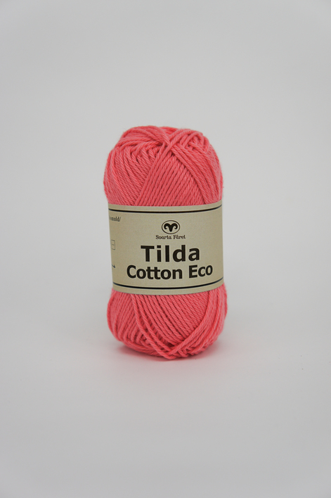 Tilda Cotton Eco Mini Korall 237