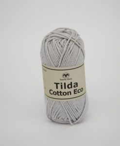 Tilda Cotton Eco Mini Ljusgrå 212
