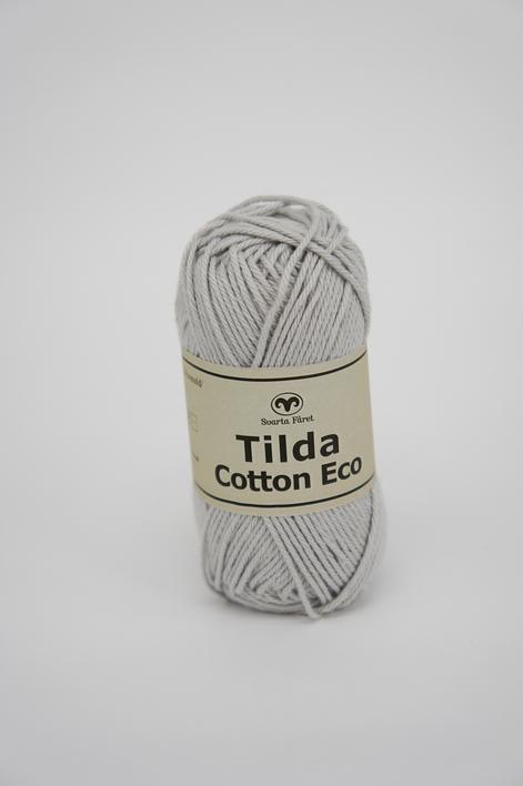 Tilda Cotton Eco Mini Ljusgrå 212