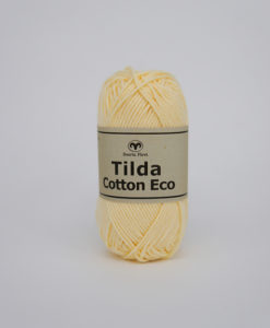 Tilda Cotton Eco Mini Ljusgul 232
