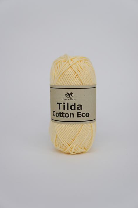 Tilda Cotton Eco Mini Ljusgul 232