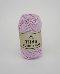 Tilda Cotton Eco Mini Ljuslila 261