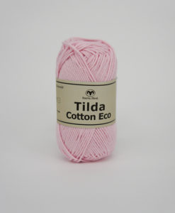 Tilda Cotton Eco Mini Ljusrosa 241