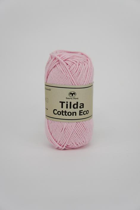 Tilda Cotton Eco Mini Ljusrosa 241