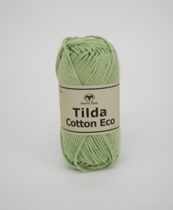 Tilda Cotton Eco Mini Vårgrön 282
