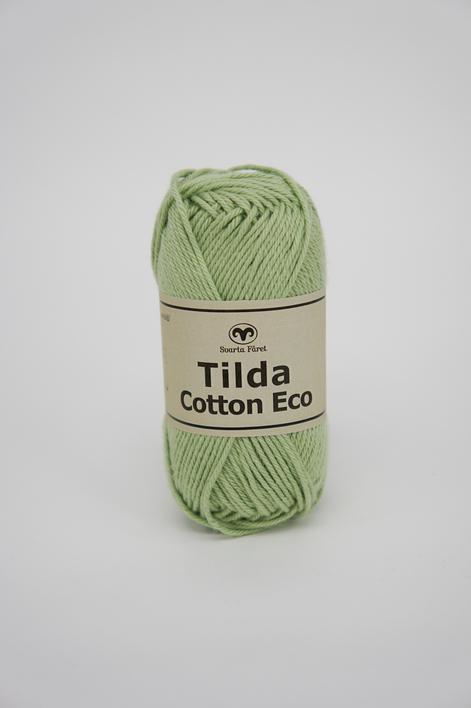 Tilda Cotton Eco Mini  Vårgrön 282