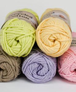 Garntorget Svarta Fåret Recycled Cotton