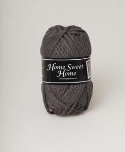 Garntorget Svarta Fåret Home Sweet Home Grå 08