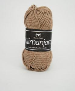 Garntorget Kilimanjaro Nougat 324 70% Bomull 30% Ull.Ett mjukt och härligt blandgarn med en blandning av bomull och ull. använd stickor 4 mm