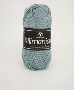 Garntorget Kilimanjaro Aqua 374 70% Bomull 30% Ull.Ett mjukt och härligt blandgarn med en blandning av bomull och ull. använd stickor 4 mm