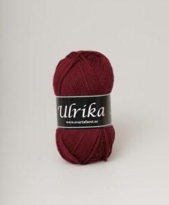 Garntorget Svarta Fåret Ulrika 100% Superwash Vinröd - 47