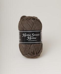 Garntorget Svarta Fåret Home Sweet Home Brun 25