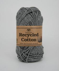 Garntorget Svarta Fåret Recycled Cotton Grå - 08