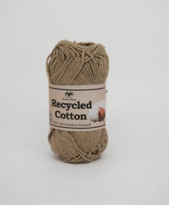 Garntorget Svarta Fåret Recycled Cotton Nougat - 24