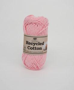 Garntorget Svarta Fåret Recycled Cotton Ljusrosa - 40