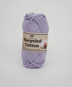 Garntorget Svarta Fåret Recycled Cotton Ljuslila - 61