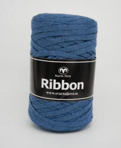 Garntorget Svarta Fåret Ribbon Jeansblå – 02