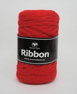Garntorget Svarta Fåret Ribbon Röd – 45