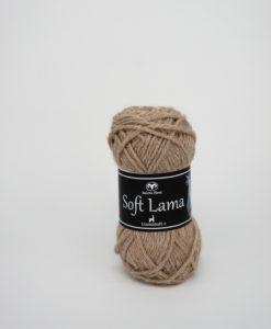 Garntorget Svarta Fåret Soft Lama Beige/Svart -22