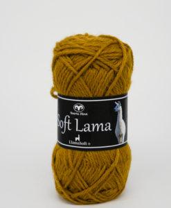 Garntorget Svarta Fåret Soft Lama Ljusgrön - 82