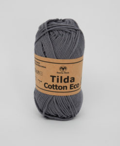 Garntorget Tilda Cotton Eco Mini Grå 208