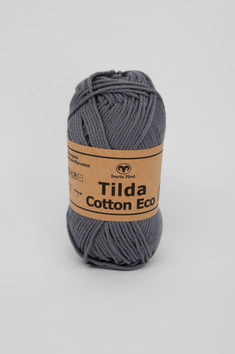 Garntorget Tilda Cotton Eco Mini Grå 208