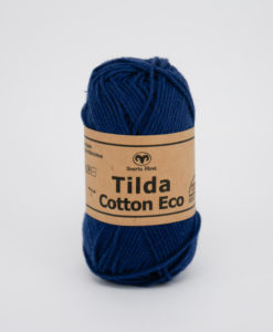 Garntorget Tilda Cotton Eco Mini Marinblå 267