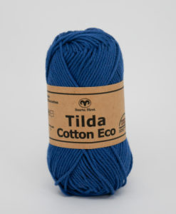 Garntorget Tilda Cotton Eco Mini Jeansblå 273