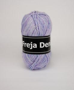 Garntorget Freja Denim 100% Akryl Lila Denim - 606