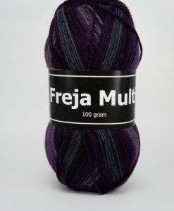 Garntorget Freja Multi 100% Akryl Lila/Grå - 303