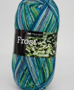 Garntorget Frost 8/4 Multi Grön/Multi - 654
