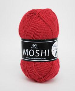 Garntorget Svarta Fåret Moshi Röd - 45