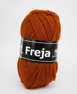 Garntorget Svarta Fåret Freja 100% Akryl Rostbrun - 238