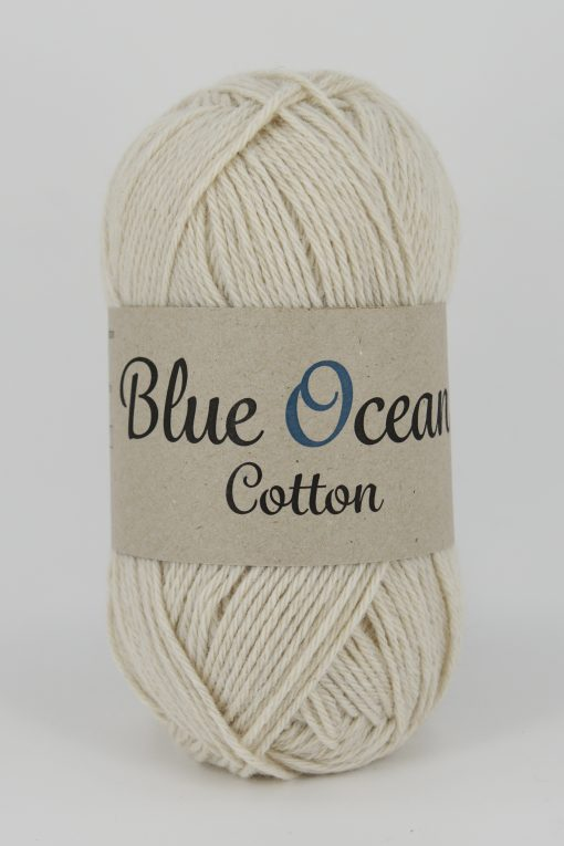 Blue Ocean Cotton,  Ljusbeige  06