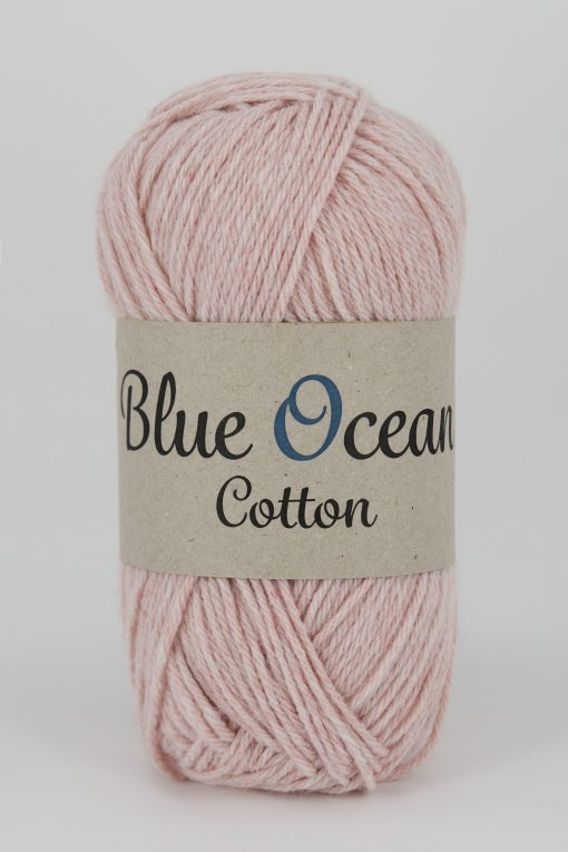 Blue Ocean Cotton,  Rosa  41