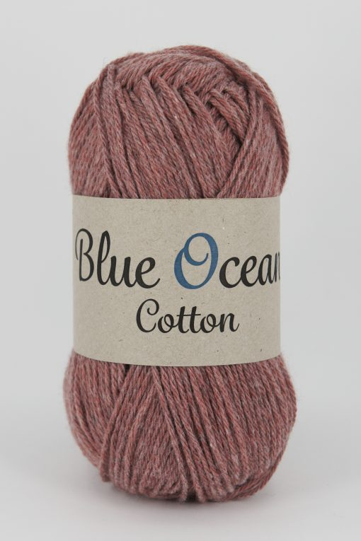 Blue Ocean Cotton,  Roströd  39