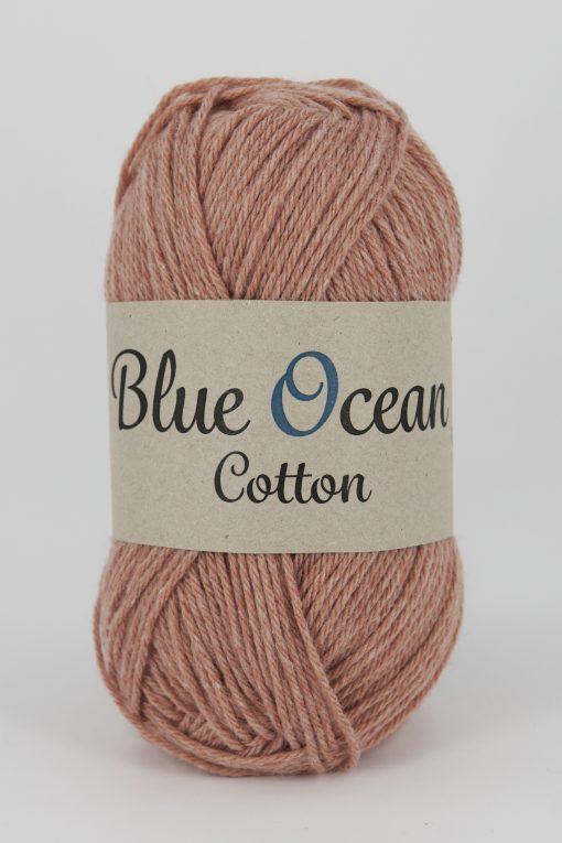 Blue Ocean Cotton,  Terrakotta  38